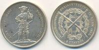 5 Franken Schützentaler 1857 Schweiz Bern:...