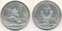 5 Franken Schützentaler 1874 Schweiz St. G...