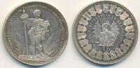 5 Franken Schützentaler 1879 Schweiz: Base...