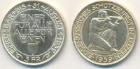 5 Franken Schützentaler 1939 Schweiz: Luze...