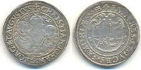 1/4 Taler 1599 Sachsen: Christian II, Joha...