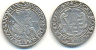 1/4 Taler 1573 Sachsen: August, 1553-1586:...
