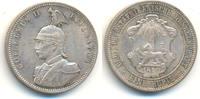 1 Rupie 1890 Deutsch Ostafrika:  fast stfr...