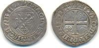 Groschen  Frankreich: Charles VI, 1380-142...