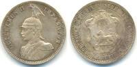 1/2 Rupie 1897 Deutsch Ostafrika:  vz/vz-s...