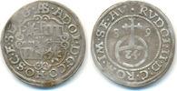 1/24 Taler 1589 AS Schleswig Holstein Scha...