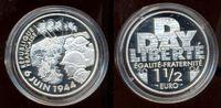 1,5 Euro, 60. Jahrestag des D-Day, Silbe 2...