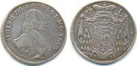 Taler 1771 Salzburg Erzbistum: Sigismund I...