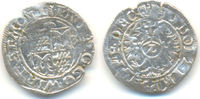 1/2 Batzen 1593 Württemberg Mömpelgard: Fr...