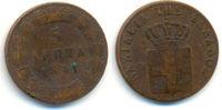 5 Lepta 1841 Griechenland: Otto von Bayern...