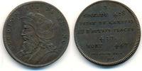 Medaille auf König Clodion, 428-447: o.J. ...