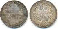 Taler Schillers Geburtstag 1859. Frankfurt...