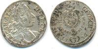 3 Kreuzer 1736 Bayern: Karl Albrecht, 1726...