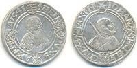 Taler Mzst. Freiberg 1541. Sachsen: Johann...
