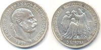 5 Kronen Jubiläumspräg. Ungarische Krönu 1...