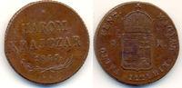 3 Krajczar Nagybanya 1849 Ungarn: Revoluti...
