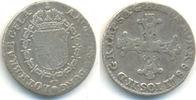 2 1/2 Stüber zu 10 Liard Brüssel 1788 Belg...