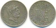 Piastra zu 120 Grana 1854 Neapel Sizilien:...