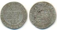12 Mariengroschen 1692 JO Münster Bistum: ...