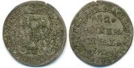 1/12 Taler 1714 IAP Brandenburg Bayreuth: ...