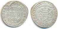 6 Albus 1694 SM Hanau Lichtenberg: Philipp...