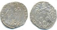Testone Rom 1629 Vatikan Kirchenstaat: Urb...