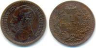 Para 1868 Serbien: Michael Obrenovich III....