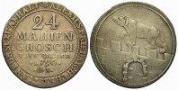 Anhalt, Bernburg: Alexius Friedrich Christian. 24 Mariengroschen