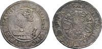1/2 Taler  Aus alter Privatsammlung 1543. ...