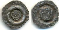 Pfennig 1245/50 Nürnberg Reichsmünzstätte:...