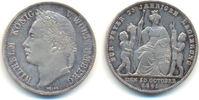 Gulden auf das Regierungsjubiläum 1841 Wür...