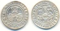 1/4 Taler 1543 Sachsen: Johann Friedrich u...