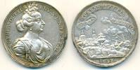 Silbermedaille 1693 Braunschweig Calenberg...