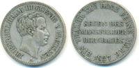 Taler 1827 A Preussen: Friedrich Wilhelm I...