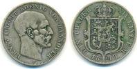 Taler 1849 B Hannover: Ernst August, 1837-...
