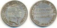 Ausbeutetaler 1851 A Preussen: Friedrich W...