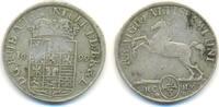 2/3 Taler 1699 HC-H Braunschweig Wolfenbüt...
