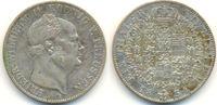 Taler 1854 A Preussen: Friedrich Wilhelm I...