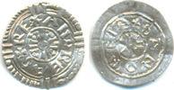 Denar  Ungarn: Andreas I, 1046-1060: ss-vz