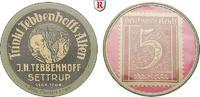 5 Pfennig Kapselgeld o.J. Städtenotgeld De...
