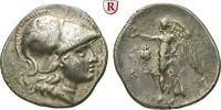 Drachme 190-150 v.Chr. Pamphylien Side ss  350,00 EUR  +  10,00 EUR shipping