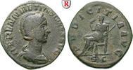 Sesterz 249-251  Herennia Etruscilla, Frau des Traianus Decius ss  240,00 EUR  +  10,00 EUR shipping