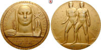 Vergoldete Silbermedaille 1958 Ausstellungen Weltausstellungen, Brüssel... 320,00 EUR  +  10,00 EUR shipping