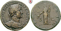 Sesterz 121  Hadrianus, 117-138 ss+  /  ss  450,00 EUR  +  10,00 EUR shipping