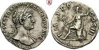 Denar 134-138  Hadrianus, 117-138 vz