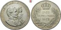 Vereinsdoppeltaler 1872 Sachsen Königreich...