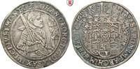 Reichstaler 1624 Sachsen Albertinische Lin...