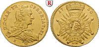 Dukat 1750 Jülich-Kleve-Berg Herzogtum Jülich-Berg, Karl Theodor, 1742-... 4500,00 EUR  +  10,00 EUR shipping
