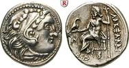 Drachme 310-301 v.Chr. Makedonien Königreich, Alexander III. der Grosse... 320,00 EUR  +  10,00 EUR shipping