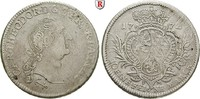 Konventionstaler 1772 Jülich-Kleve-Berg He...